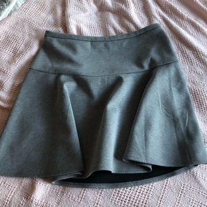 Like New: Merona Gray Skater Skirt